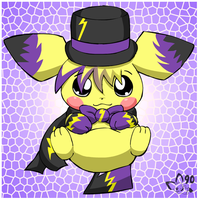 I'm Oliver by pichu90