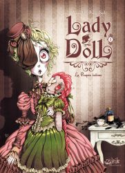 LADY DOLL-cover- by Lady-Valiant