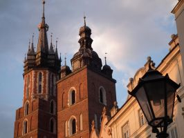Cracow by Valvador