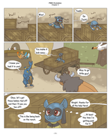 PMD Evolution: Chapter 3 page 1 by Snapinator