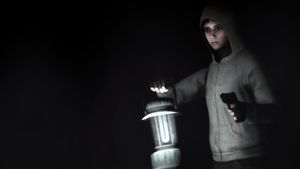 Cry of Fear Simon with a Lantern by tlsaudrl2548
