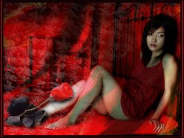 deep red by boliarka