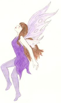 Flying Fairy Color by Fanatsi