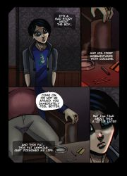 Coma. Page 5 by SheWasZombie