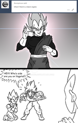 Ask Vegeta 47 by Camron23