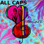 ALL CAPS - Album cover by IceSalt