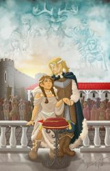 King Maker Campaign - The Wedding by TheEvilNae