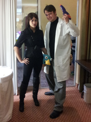 Zing! Photos - Doofenshmirtz, Vanessa, and Perry by CatchMeKat