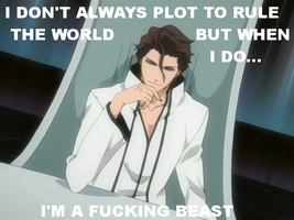 Aizen is... by Dark-Elf-Kana