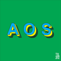 Arial AOS, from ''Alphabets and Engrossing'' by TheDoLittle