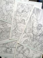 X-Men First Class v2 5 - Arts for Sale by rogercruz