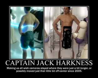 Captain Jack Harkness by CodtsQ2