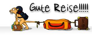 Gute Reise by Neomae