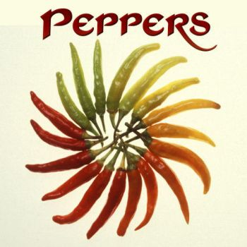 Charleston Hot Peppers by chemoelectric