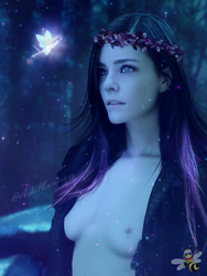 Pure Imagination (Ashe Maree) by LittleBee8705