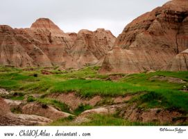 Badlands - 21 by ElaineSeleneStock