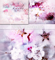 free flower textures pack resource ^^ by Sunako--Kirishiki