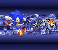 Sonic Wallpaper by CrossoverGamer