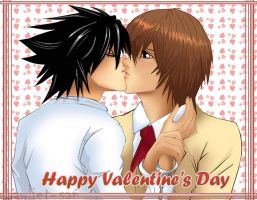 :::Happy Valentine's Day::: by Lawliet-san