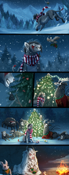 What's Christmas? (comic) - Part 2 by Whiluna