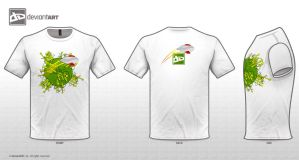 Next Planet T-Shirt 3 by imonedesign