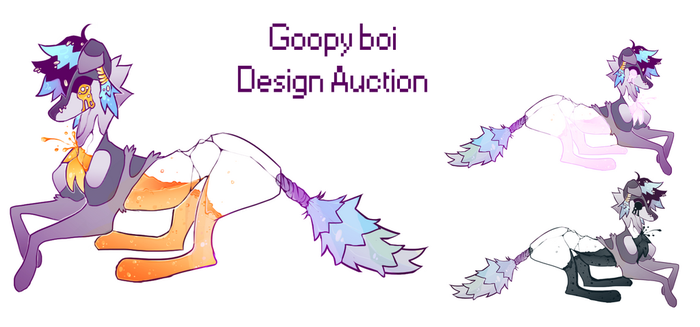 Design Auction by Human-Total