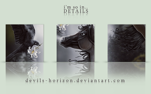 i'm so in.. {details} by devils-horizon