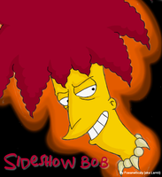 Sideshow Bob by Foeaneticaly