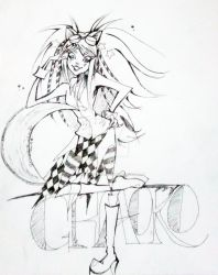 Chaoko -WIP- by SolanxPsychopathic