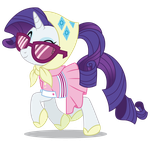 Rarity by DragonChaser123