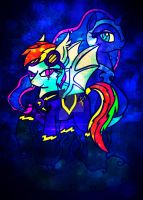 .::My Little Pony Loyalty is Espionage::. by ScribbleSketchScoo