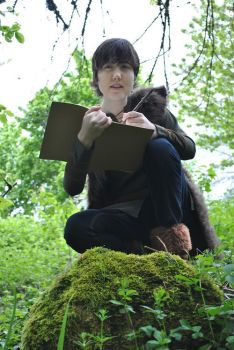 Hiccup Cosplay 1 by NedlyDeadly