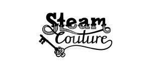 'Steam Couture' - logo by mayan-art