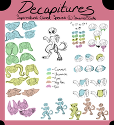 Decapitures CS - Traits by SavannaEGoth