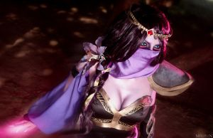 DotA 2 - Lanaya - The temple directs by MilliganVick