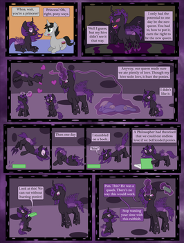 Problems Flashback: Heart Breaker by white-tigress-12158