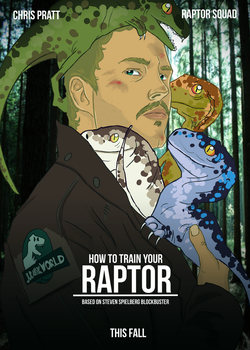 How to Train Your Raptor by brvasques