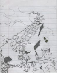 Korn - follow the leader by All-CuT-uP