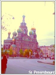 St Petersbourg by tiphh