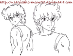 Saint Seiya - Seiya by usagisailormoon20