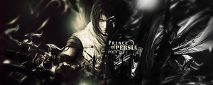 Prince of Persia by kenylife