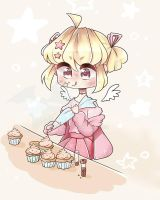 Melodys Muffin Factory by peipnpu