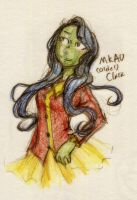 MKAU - (older) Clara by MotherofOnity