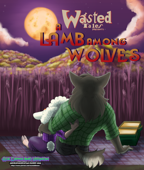 A Lamb Among Wolves Cover (Zootopia) by WastedTimeEE
