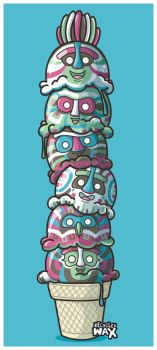 Totem by recycledwax