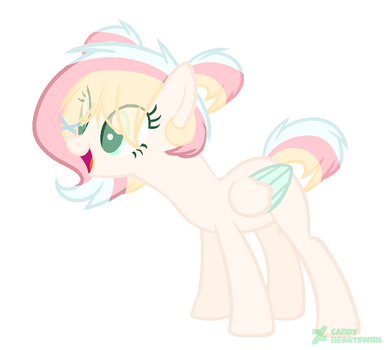 | OC | Pastel Charm| by Candy-Heartswirl