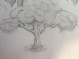 Tree! by Sp00kyChair