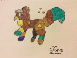 Star the flying cat by Shadethewolf345