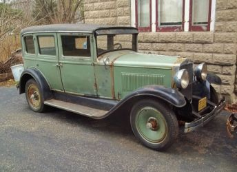 1928 Hupmobile Century Six by PRR8157
