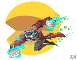 Super Star lord by chikinrise